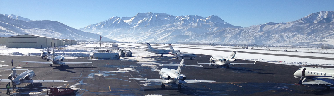 Airport Businesses | Heber Valley Airport (KHCR)