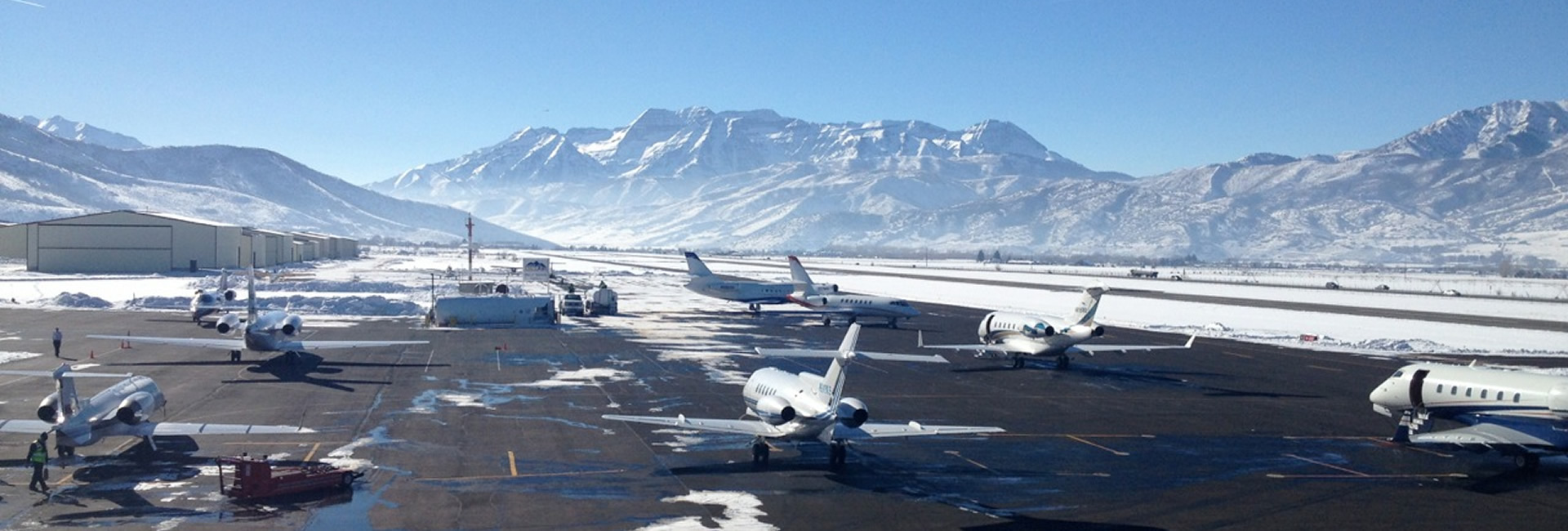 Heber Valley Airport | Russ McDonald Field | Park City, Utah