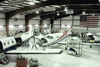 OK3 AIR Airport Maintenance and Repair - Heber Valley Airport (KHCR)